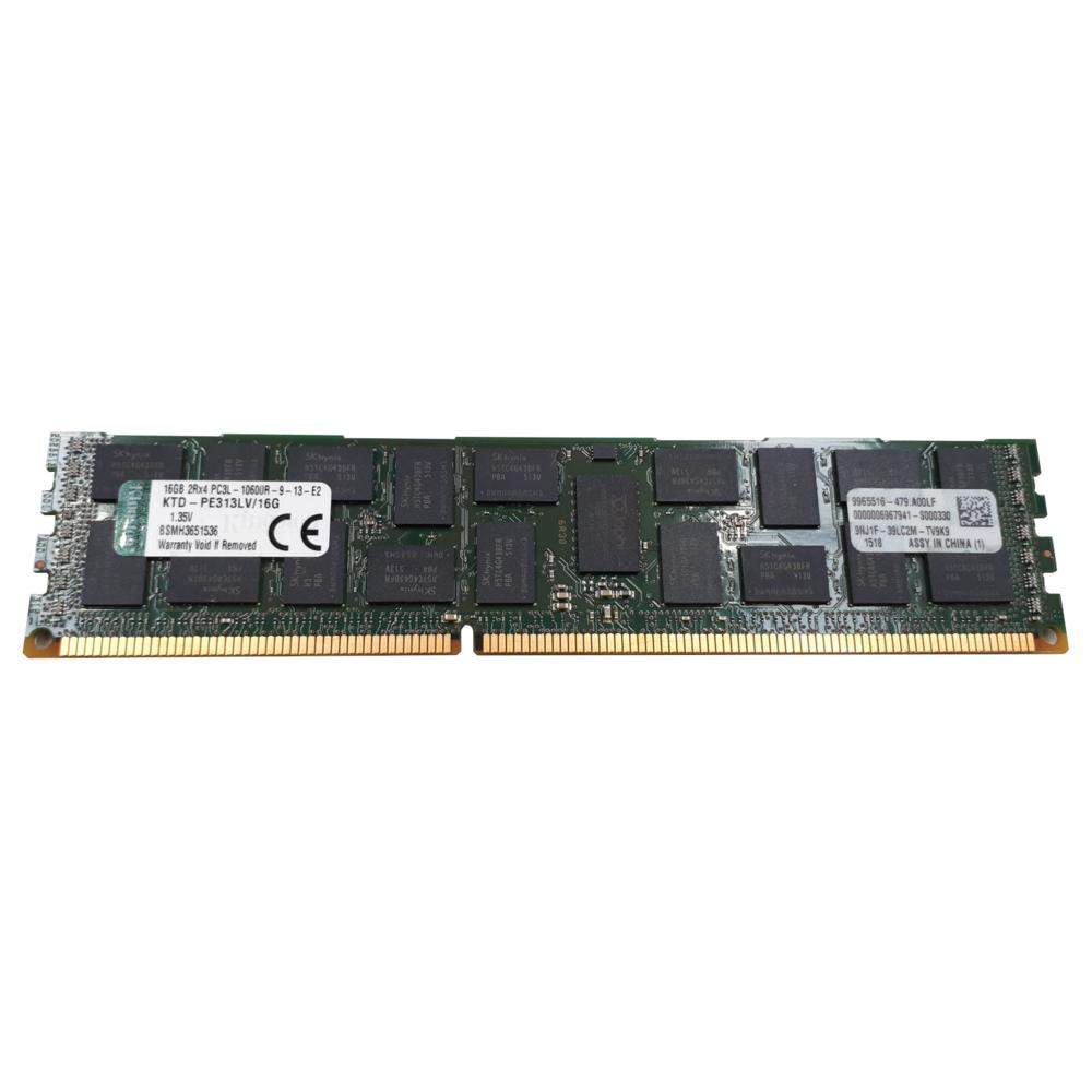 Kingston KTD-PE313LV/16G | 16GB | PC3L-10600R | Server Memory