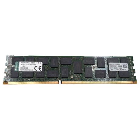 Kingston KTD-PE313LV/16G | 16GB | PC3L-10600R | Server Memory Thumbnail 1