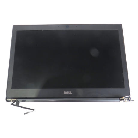 Dell 7280 Screen F77R1 and Lid JXCT7  No Pressure Marks 1920 x 1080 Resolution