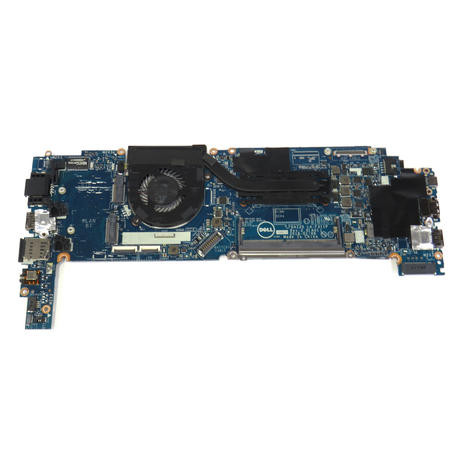 Dell RMD5P Motherboard i5-8350U @ 1.70GHz Tested From 7390 Laptop B+