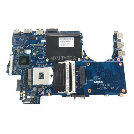 Dell Precision M4700 N8H96 CN-0N8H96 Intel Laptop Motherboard LA-7931P