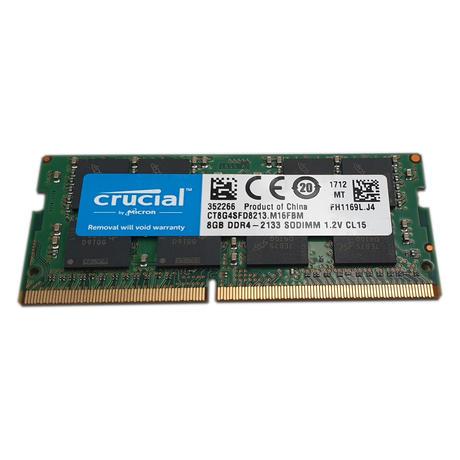 Micron MTA16ATF1G64HZ-2G1B1 Crucial CT8G4SFD8213 PC4-2133P 8GB RAM Memory
