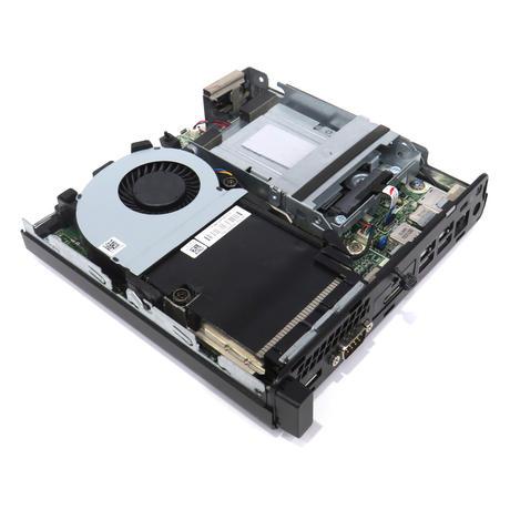 HP Prodesk 400 G3 Mini Intel i5-7500T @ 2.70GHz 8GB 256GB PCIE| 2x DP|No OS |B+ Thumbnail 2