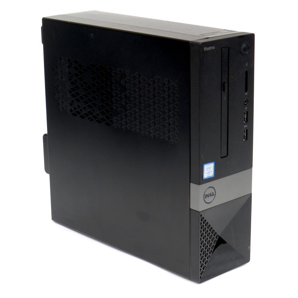 Dell Vostro 3250 SFF | Intel i5- 6400 @2.7GHz | 4GB | 1TB HDD| No OS | B+