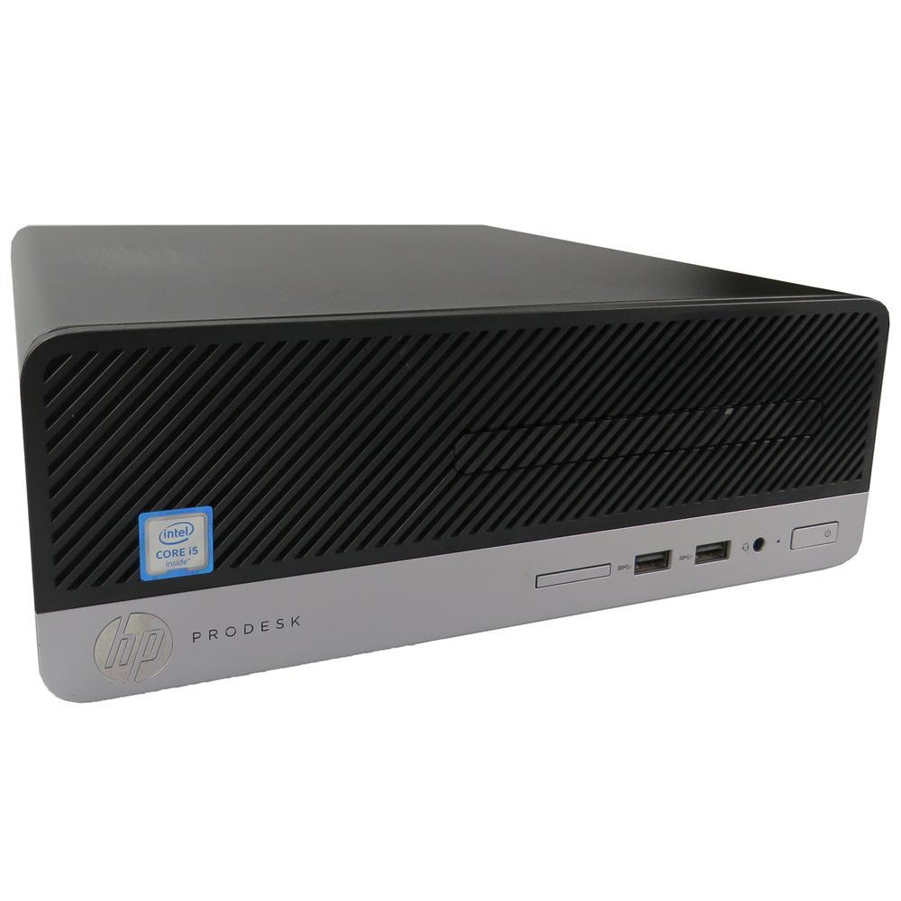 HP ProDesk 400 G4 SFF| Intel i5-7500 @ 3.40GHz |8GB |256GB| No OS| B-