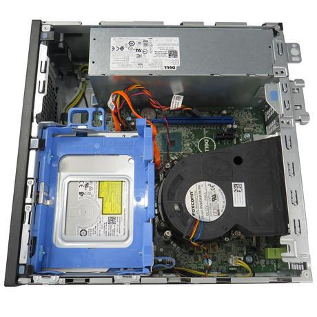 Dell OptiPlex 3060 SFF|i5-8500 @ 3.0GHz| 8GB RAM | 256GB HDD | No OS| B+ Thumbnail 2