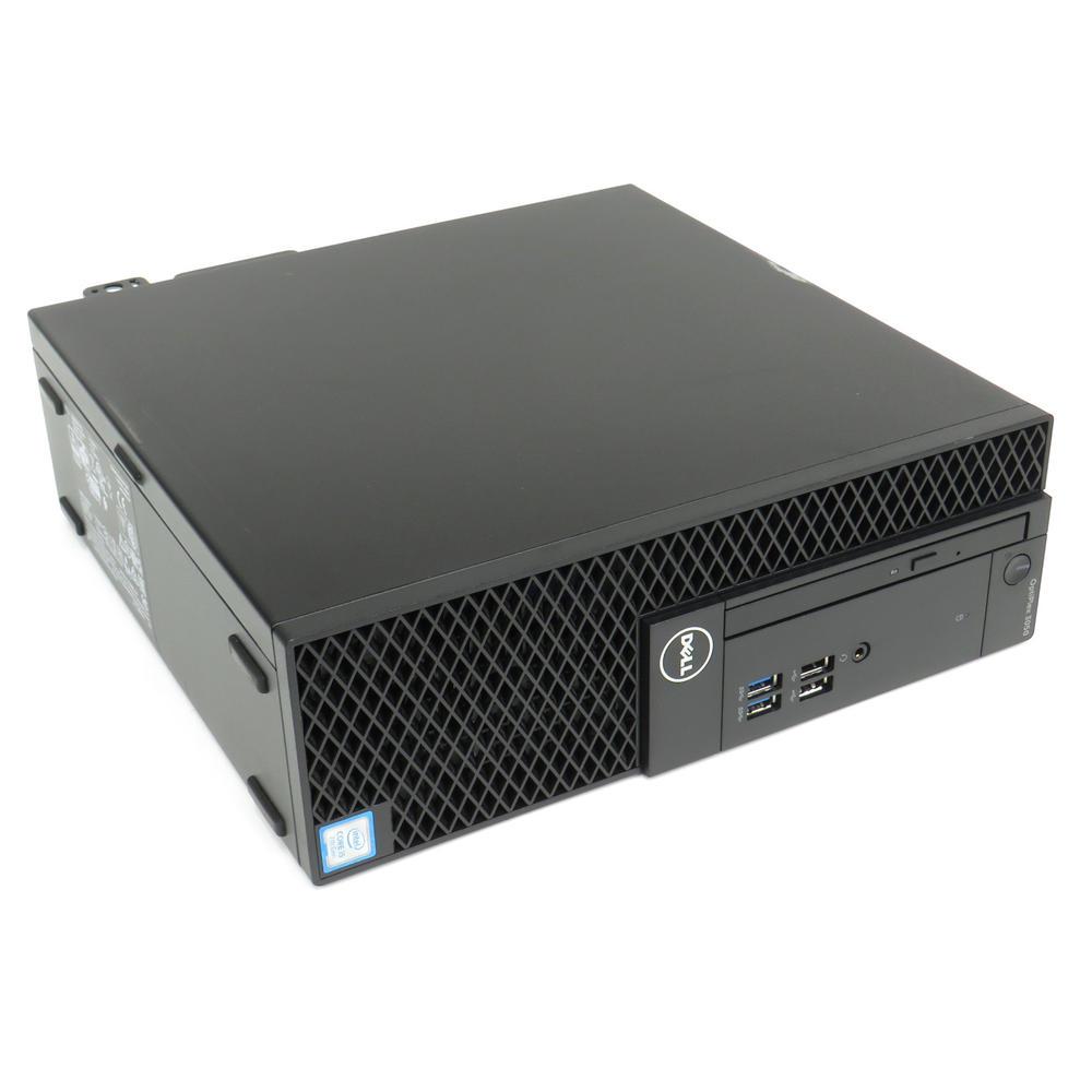 Dell OptiPlex 3050 SFF  i5-7500 @ 3.4GHz   8GB RAM  256GB SSD  No OS   B-