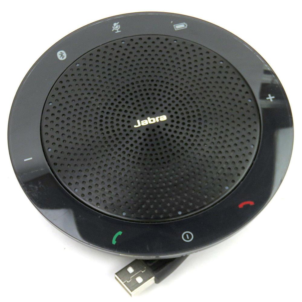 Jabra Speak 510 USB Bluetooth Rechargeable Conference Speaker PHS002W 7510-209