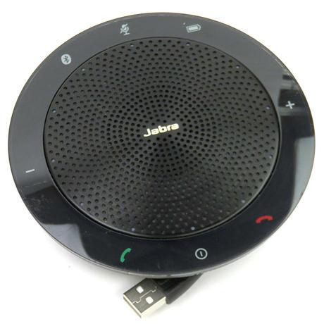 Jabra Speak 510 USB Bluetooth Rechargeable Conference Speaker PHS002W 7510-209 Thumbnail 1