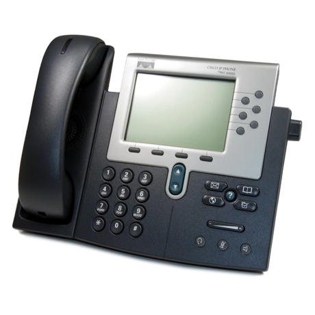 Cisco CP-8861-3PCC-K9 Unified IP VOIP Phone