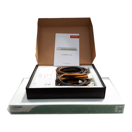 Fortinet FRPS-100 Redundant AC Power Supply NEW boxed P11472-01-07