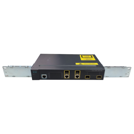 Cisco ME-3400G-2CS-A  Ethernet Access Switch With Ears
