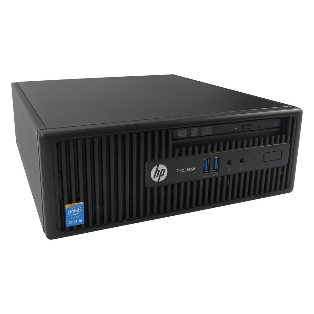 HP ProDesk 400 G2.5 SFF  Intel i7@4790S @ 3.20GHz  8GB RAM  128GB HDD No OS B-