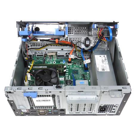 Dell OptiPlex 5050 MiniTower Intel i5-7500@3.40GHz  8GB RAM  256GB HDD No OS  B+ Thumbnail 3