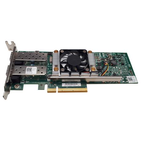 Dell Y40PH Broadcom 57810S SFP+ 10-Gigabit 2-Port PCIe Network Interface Card