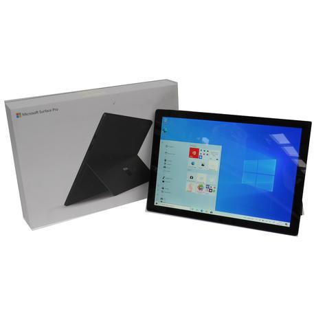 Microsoft Surface Pro 6 1796 i5-8250U @1.6GHz 8GB 256GB Open Boxed Black A-
