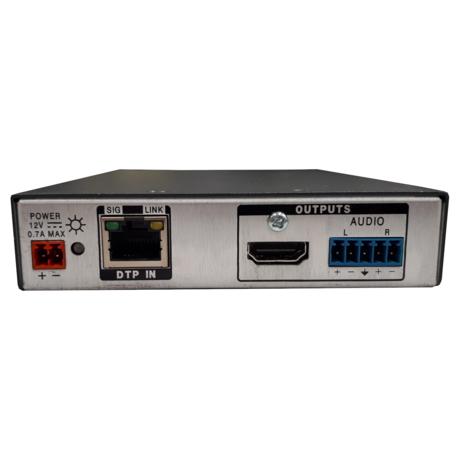 Extron DTP HDMI 4K 330 RX Receiver Extender 60-1331-13 - No PSU Lead Thumbnail 2