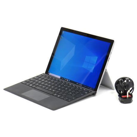 Microsoft surface Pro 1724 M3-6y30 @0.90GHz 4GB 128GB Pressure Mark | inc KBD|B-