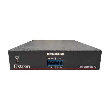 Extron DTP HDMI 230 RX Receiver Extender Thumbnail 1