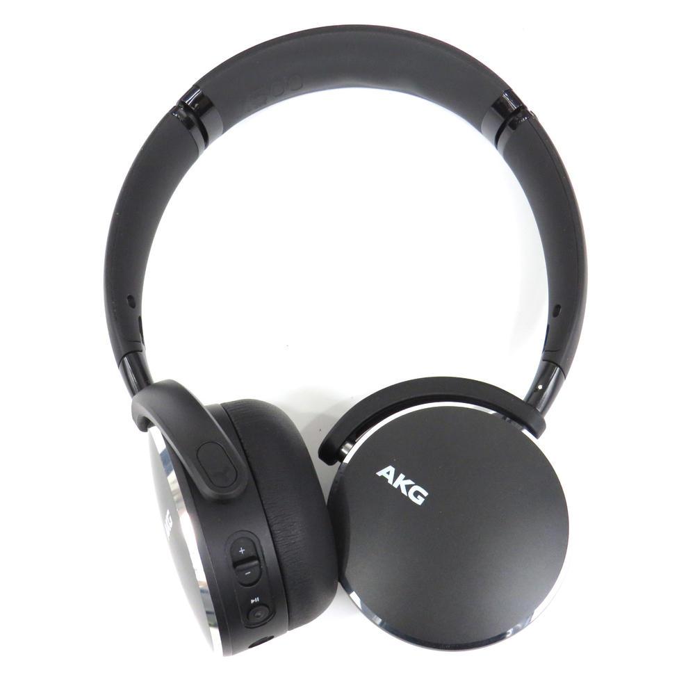 AKG Y500 Wireless Bluetooth Headphones 32ohms 117DB spl 50mW   Boxed