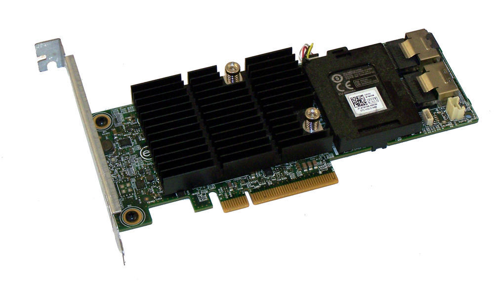 Dell V9RNC PowerEdge T320 T420 PERC H710P 1GB SAS SATA RAID Controller with Batt