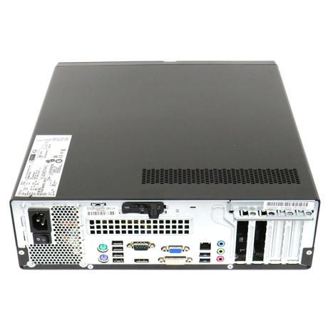 Fujitsu Esprimo 720 E85+ Desktop Intel i5-4590 @ 3.30GHz 4GB 500GB Ubuntu | B+ Thumbnail 2