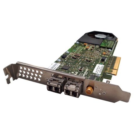 Napatech PCIe 2-Port 10Gbps Network Accelerator NT20E2 810-0024-0-04