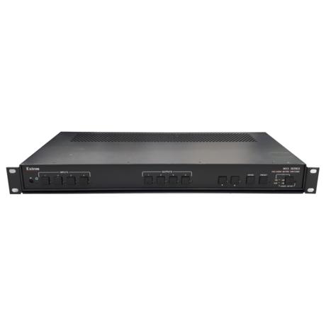 Extron MVX 44 VGA A 4x4 VGA Audio Matrix Switcher And Rack Mount Tray Thumbnail 1