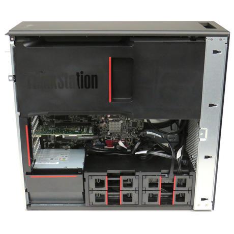 Lenovo Thinkstation P500 E5-1650V3 @ 3.5GHz 32GB 1TB Win10 |Faulty PCIe Slot |B- Thumbnail 2