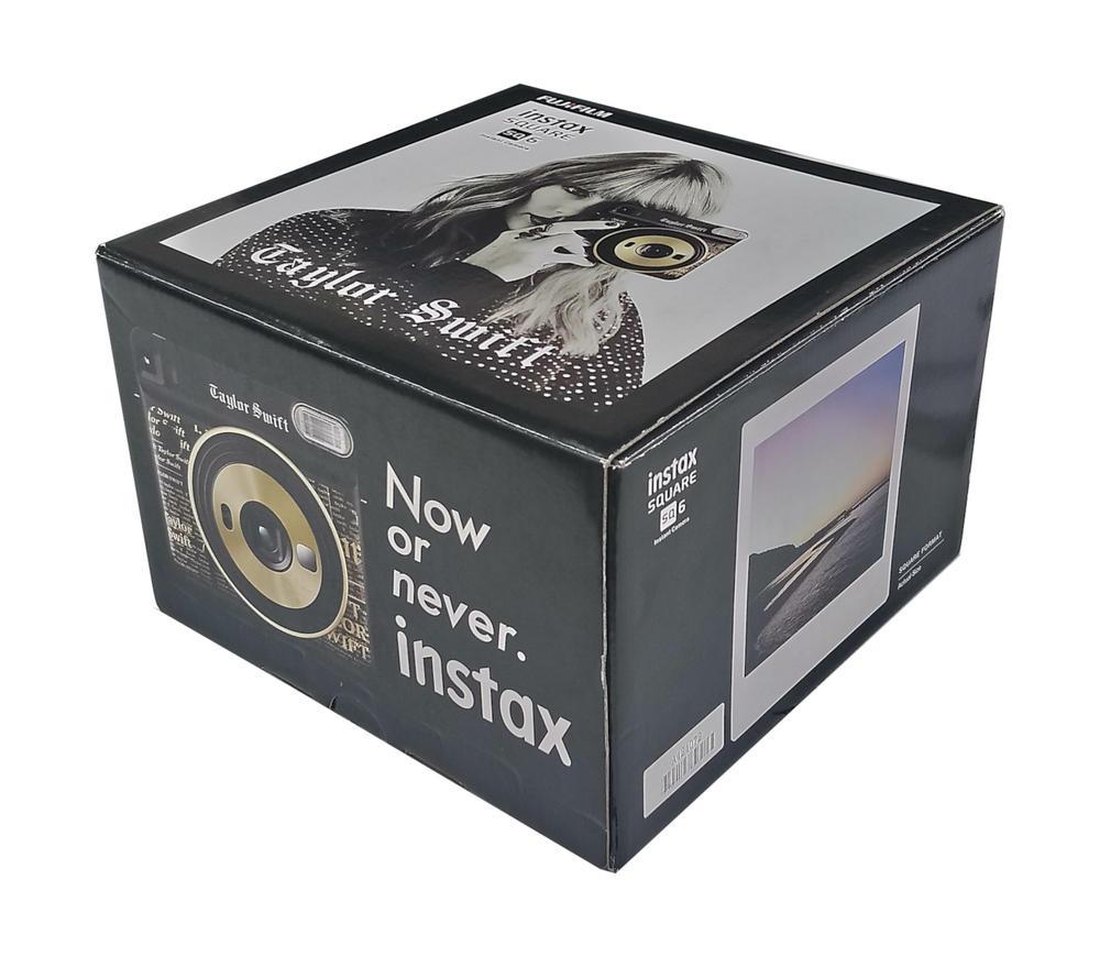 New Fujifilm Instax Square SQ 6 Taylor Swift Instant Camera