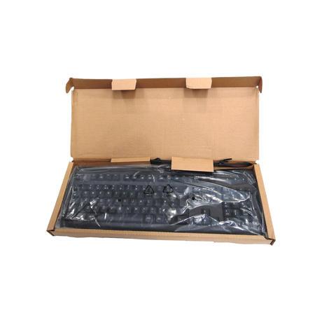 New HP Keyboard Black USB KB ME UK 672647-033  Thumbnail 2