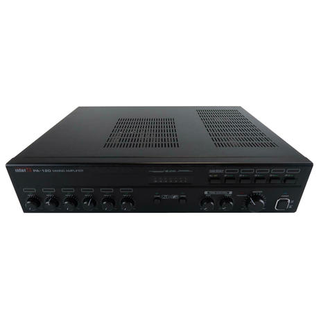 Inter M PA-120 Digital 120 Watt Intergrated Mixing Amplifier 100V