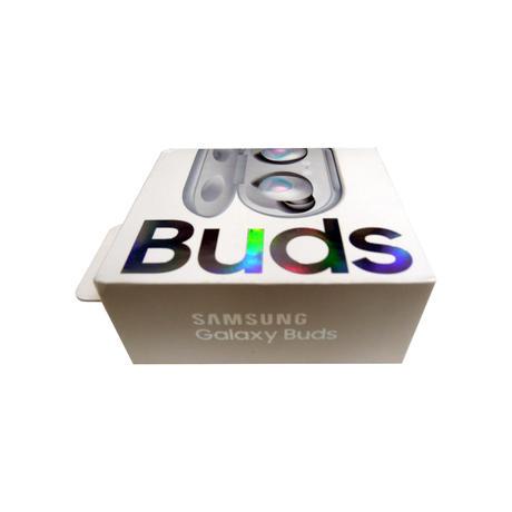 Samsung Galaxy Buds Silver SM-R170 Wireless Bluetooth Headphones Thumbnail 2