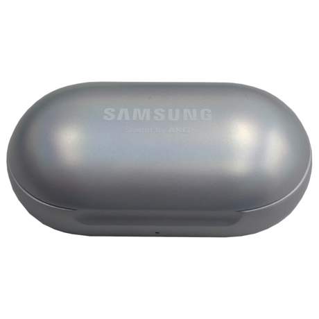 Samsung Galaxy Buds Silver Cradle EP-QR170 For SM-R170 Charger Case Only