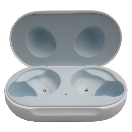 Samsung Galaxy Buds White Cradle EP-QR170 For SM-R170 Charger Case Only Thumbnail 2