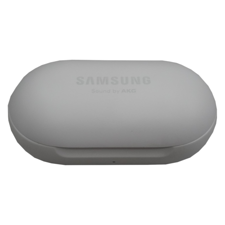 Samsung Galaxy Buds White Cradle EP-QR170 For SM-R170 Charger Case Only Thumbnail 1