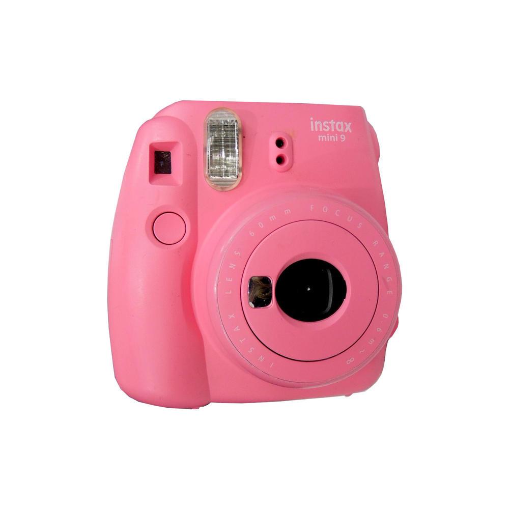 Fujifilm Instax Mini 9 Pink Instant Camera Grade B+