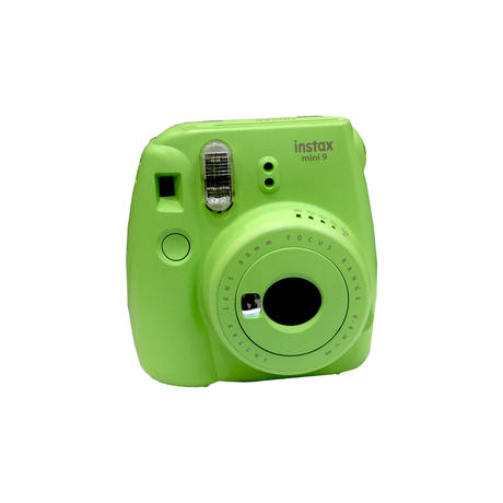Fujifilm Instax Mini 9 Lime Green Instant Camera Grade B+