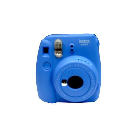 Fujifilm Instax Mini 9 Blue Instant Camera Grade B+