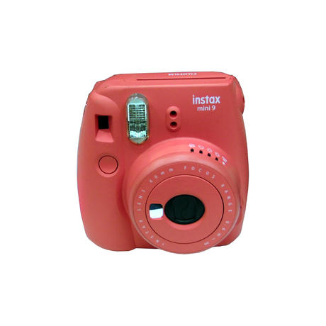 Fujifilm Instax Mini 9 Red Camera Grade C+