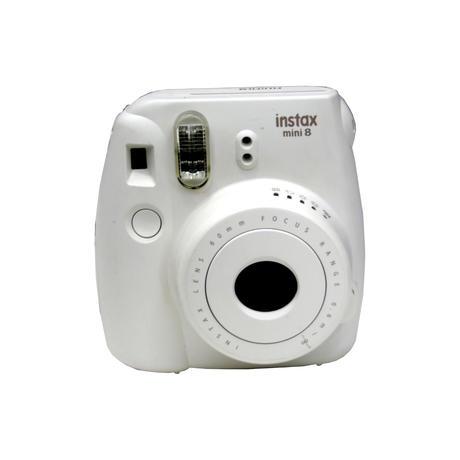 Fujifilm Instax Mini 9 White Camera Grade C+