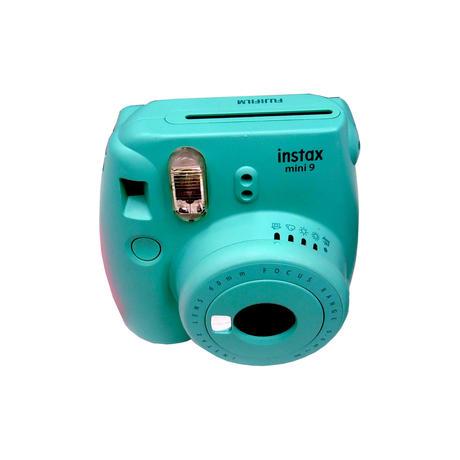 Fujifilm Instax Mini 9 Turquoise Camera Grade B+