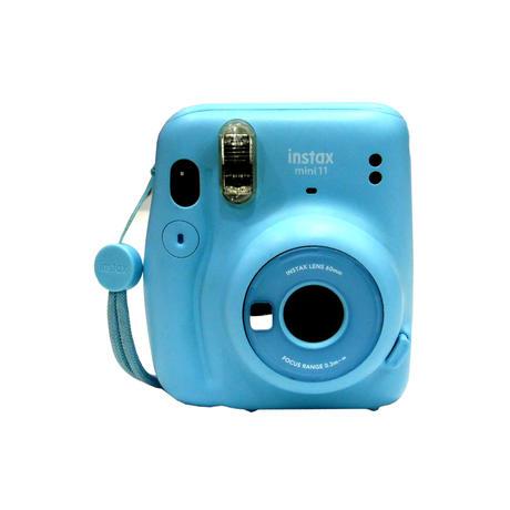 Fujifilm Instax Mini 11 Sky Blue Instant Camera Grade B+