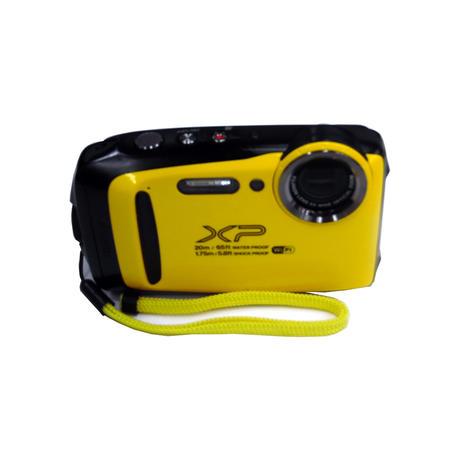 Fujifilm Finepix XP130 Rugged Waterproof 16.4MP Digital Camera Yellow Grade B+