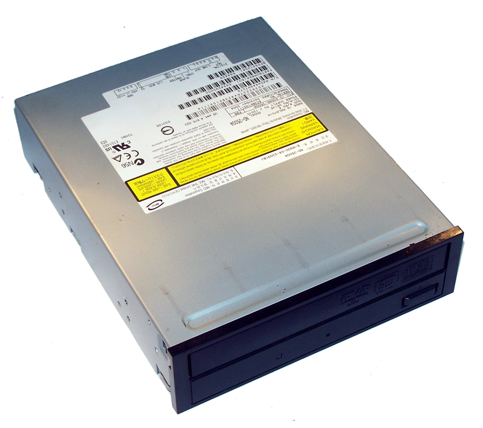 DVD RW ND 3500AG DOWNLOAD DRIVERS