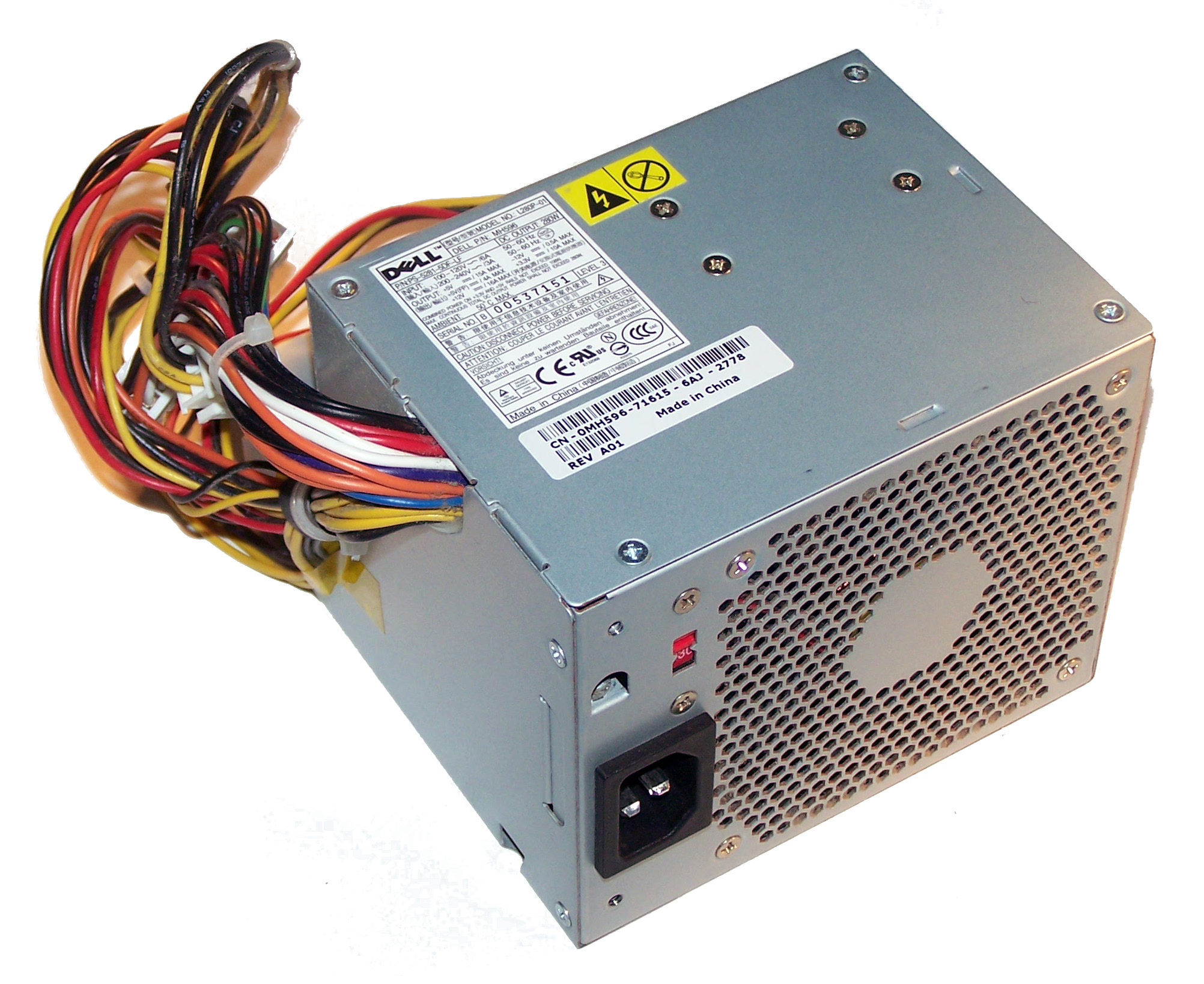 Power Supply Dell