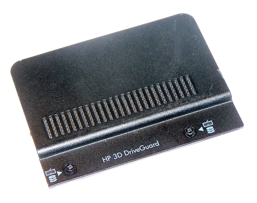 HP EliteBook 2530p Hard Disk Drive Door Cover | SPS 492577-001