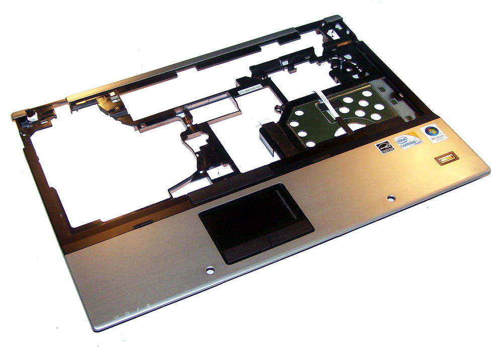 HP 466568-001 EliteBook 6930p Top Chassis Cover with Trackpad | SPS 486303-001