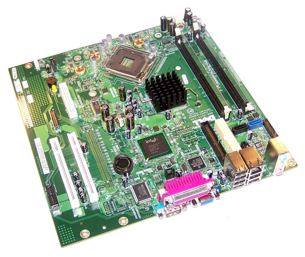 Dell WG233 OptiPlex GX520 Mini Tower DCSM Socket T LGA775 Motherboard | 0WG233