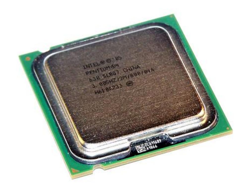 Intel HH80547PG0802MM 3.0GHz Pentium 4 630 Socket T LGA775 Processor SL8Q7